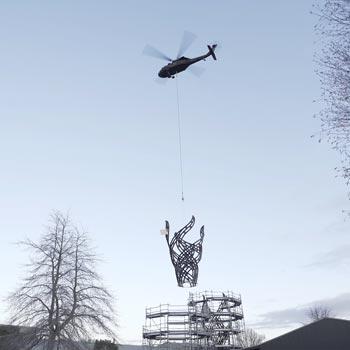 Sculpture & Statue Transporation - Kahu NZ